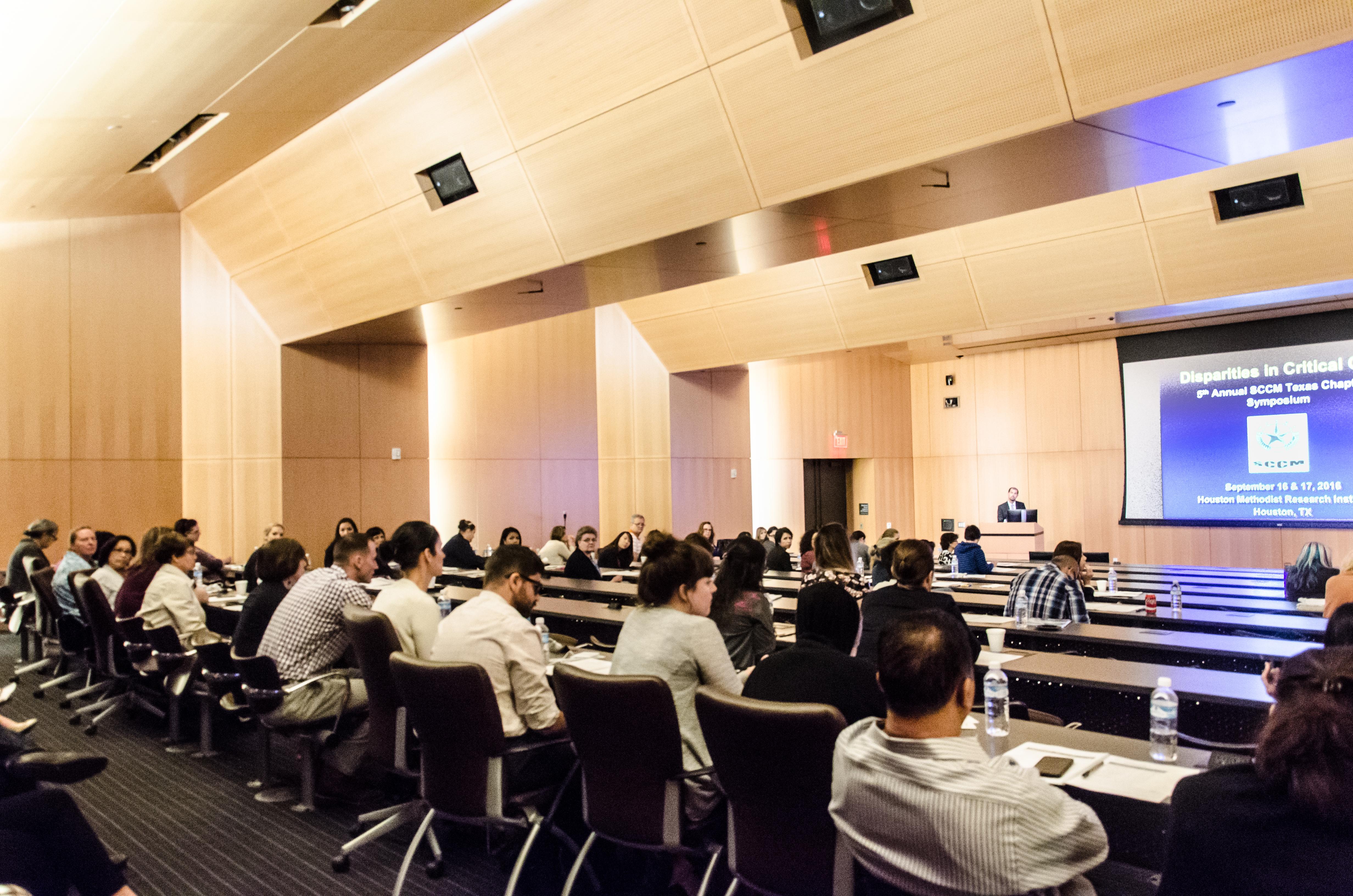 2016 Annual Symposium - Society of Critical Care Medicine - Texas